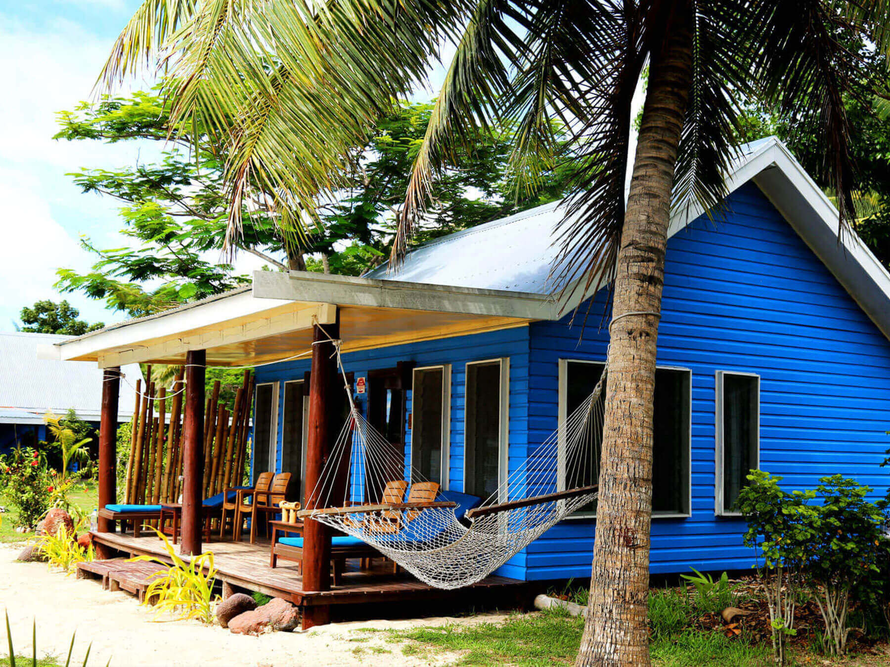 family bure rural fiji accommodation