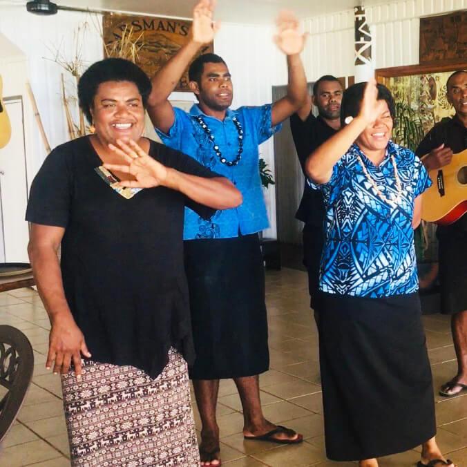Isa Lei Fijian Farewell Song