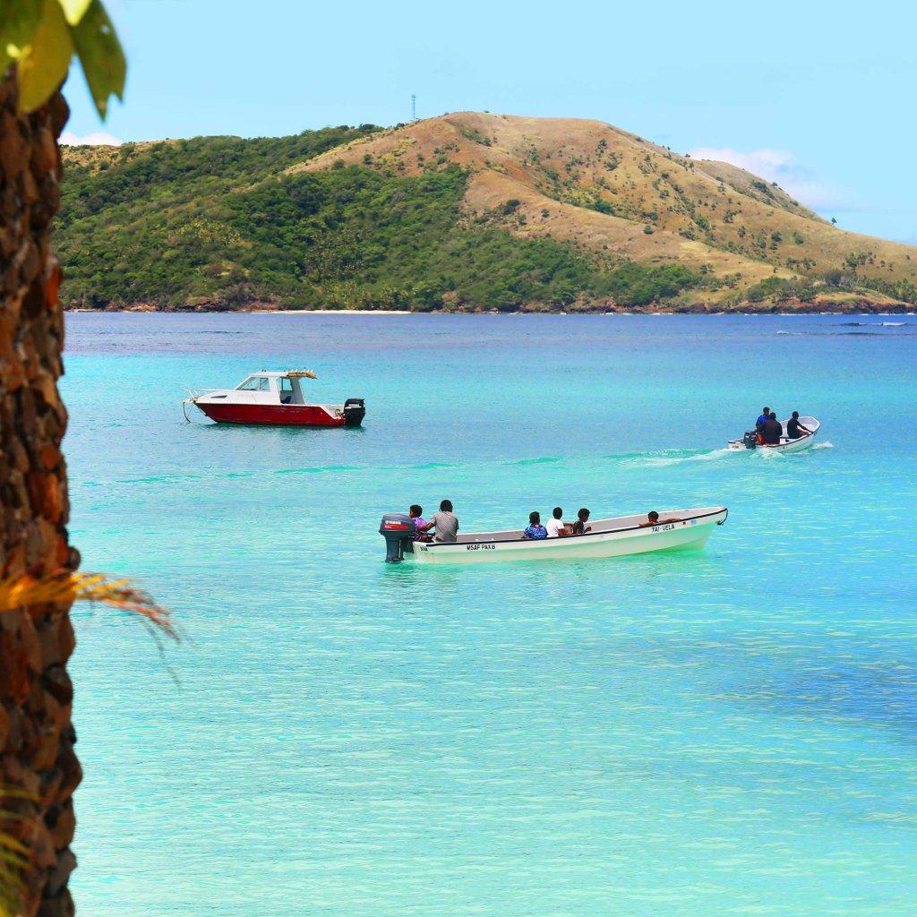 Nacula Bay Beach Yasawa Islands