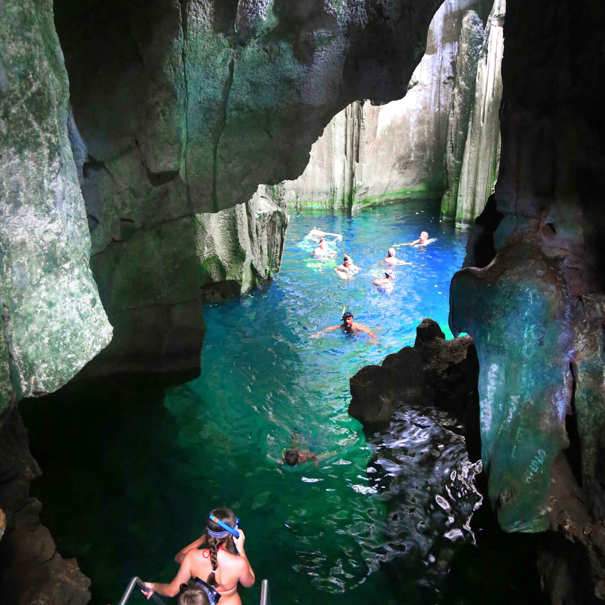 Sawa I Lau Caves Yasawa Islands