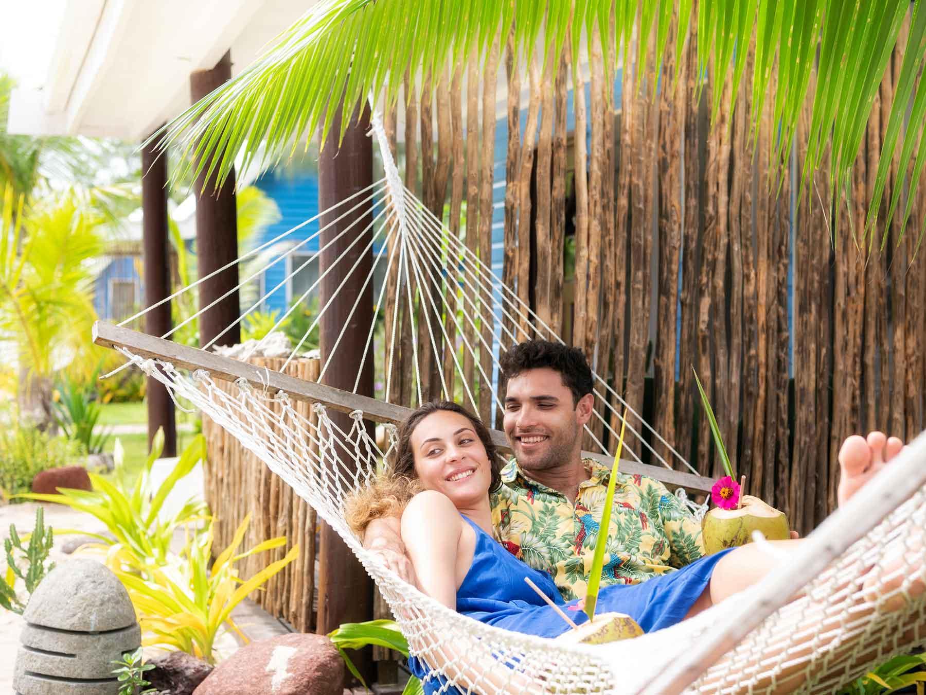 hammock beach island Fiji