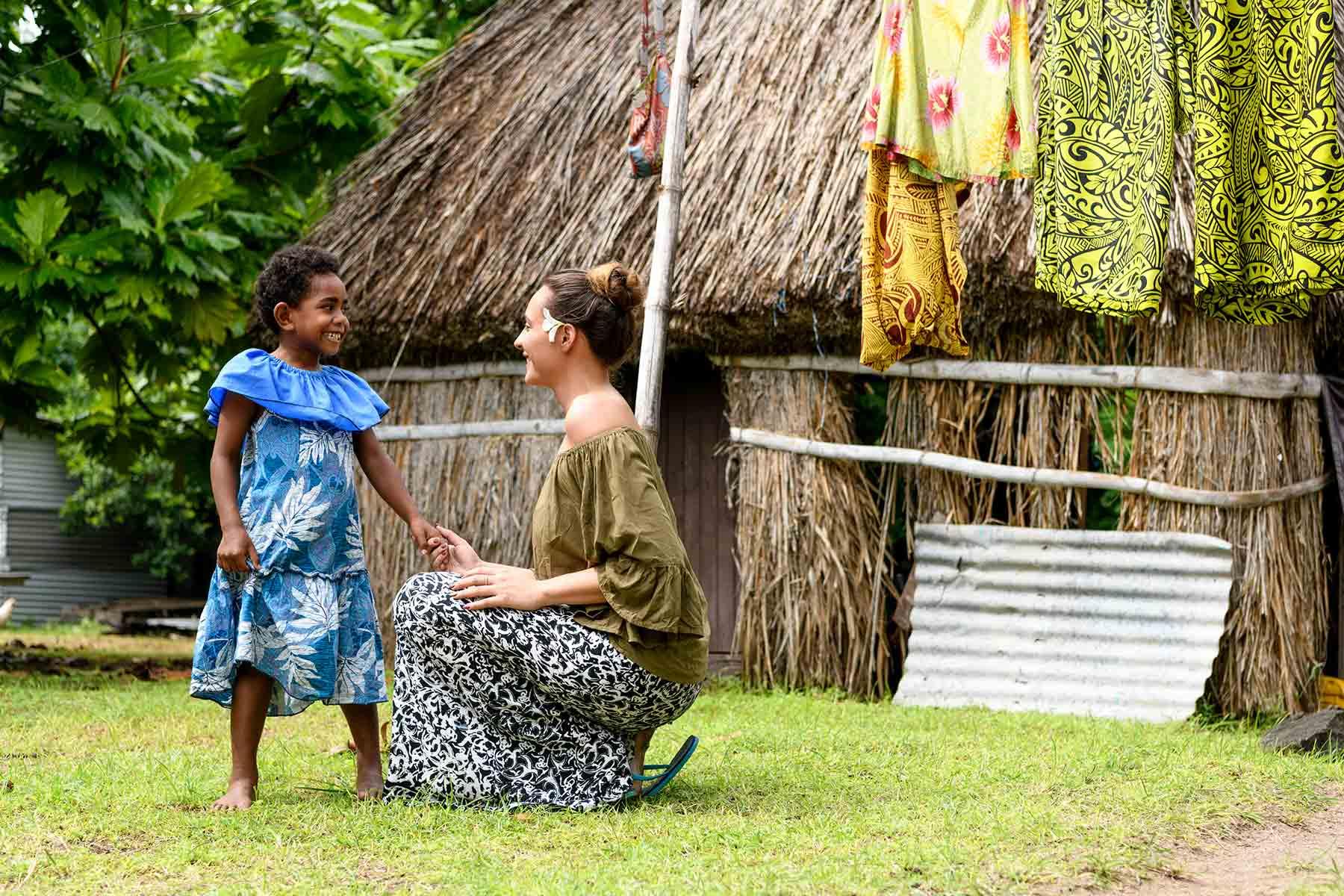 Nacula Island Culture Visit