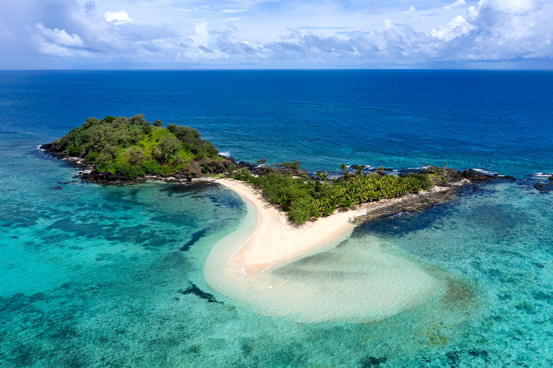 Honeymoon Yaromo Island Fiji