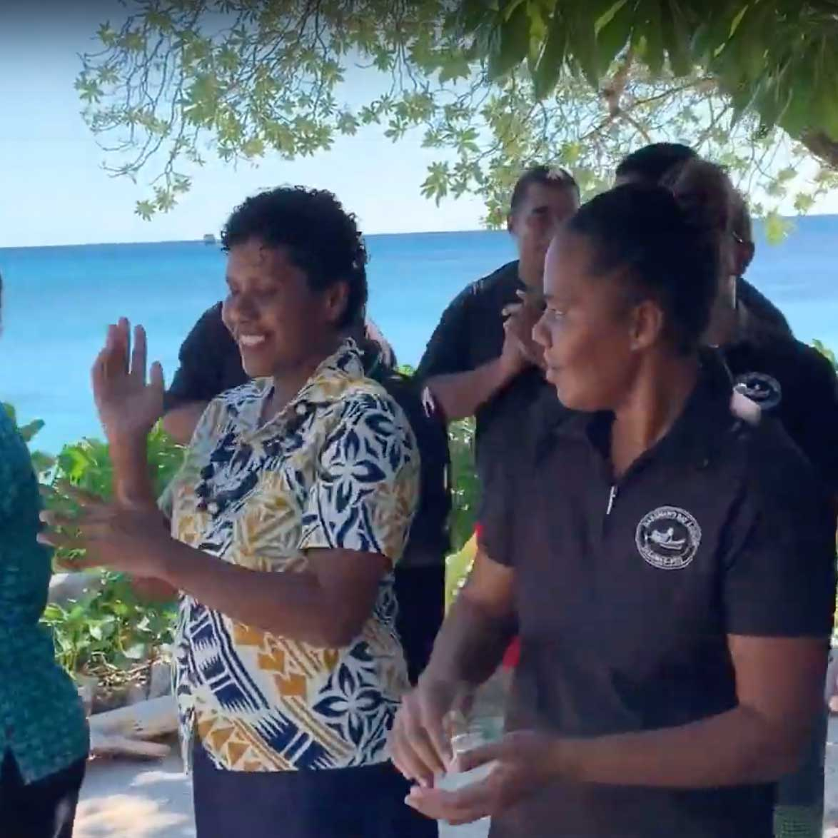 Bula Maleya Fiji Welcome Song